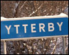 Ytterby sign